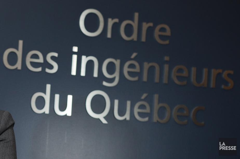 Le Bureau du syndic de l'Ordre des ingénieurs du... (PHOTO ARCHIVES LA PRESSE)