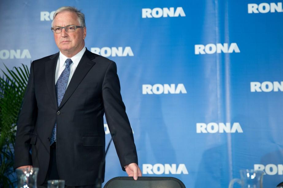 Les pourparlers ont été menés par Robert Chevrier,... (Photo David Boily, Archives La Presse)