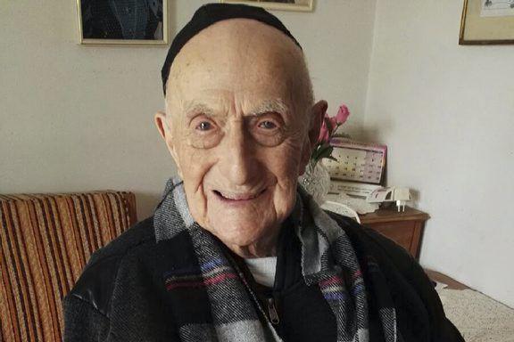 Yisrael Kristal... (PHOTO SHULA KOPERSHTOUK, ARCHIVES AFP)