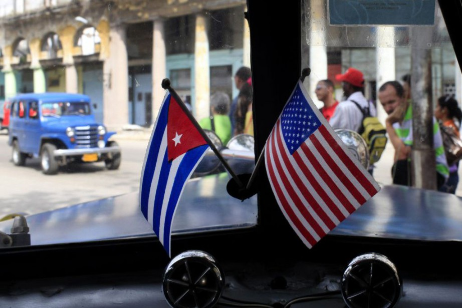 Avec cet accord, Cuba clôt le chapitre des... (Photo Franklin Reyes, Archives AP)