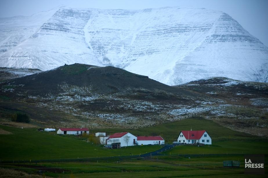 Pour les voyages à l'international, l'Islande (photo) arrive... (PHOTO ANDRÉ PICHETTE, ARCHIVES LA PRESSE)