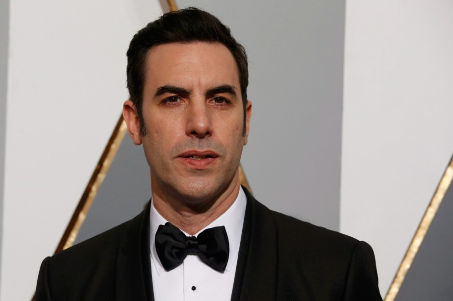 Sacha Baron Cohen... (Photo Adrees Latif, archives Reuters)
