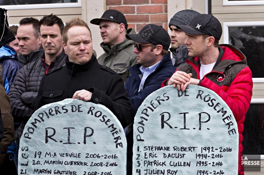 La ville de Rosemère a licencié ses 38... (Photo Patrick Sanfaçon, archives La Presse)