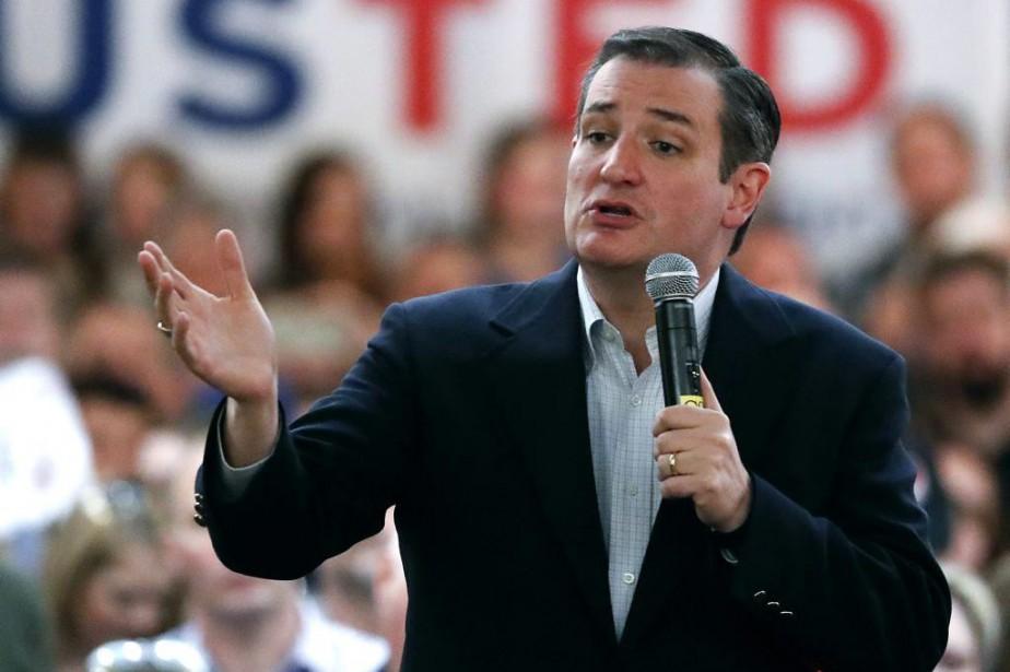 Ted Cruz... (Photo Charlie Riedel, AP)