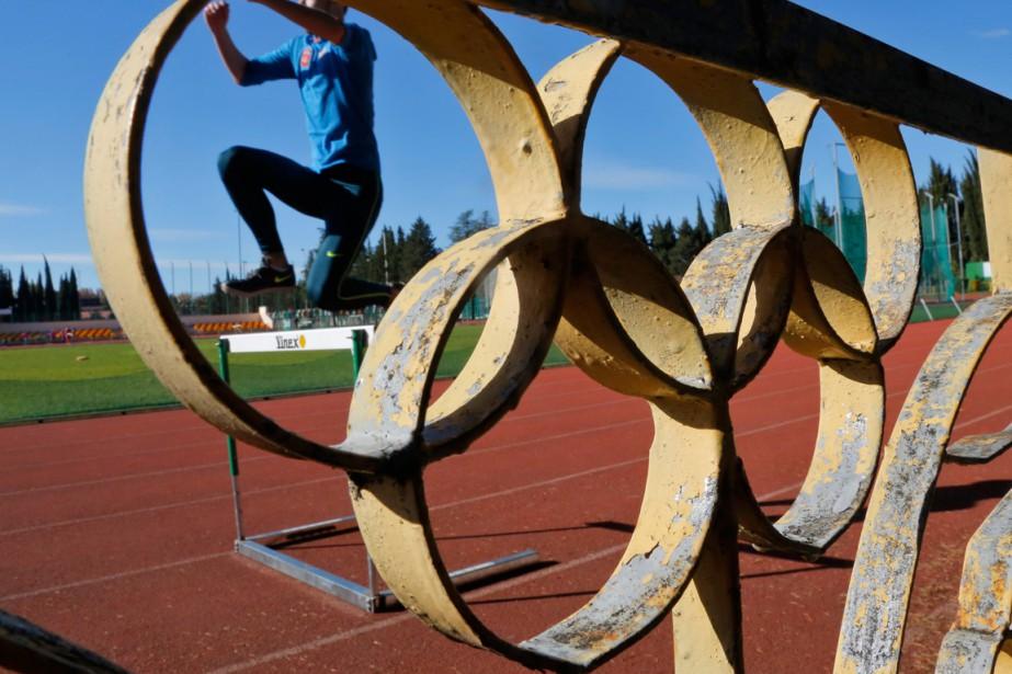 L'athlétisme russe est privé de compétitions depuis novembre2015.... (PHOTO DMITRY LOVETSKY, ARCHIVES ASSOCIATED PRESS)