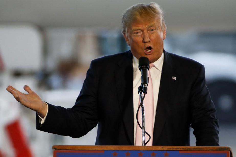 Donald Trump... (Photo Gene J. Puskar, Associated Press)
