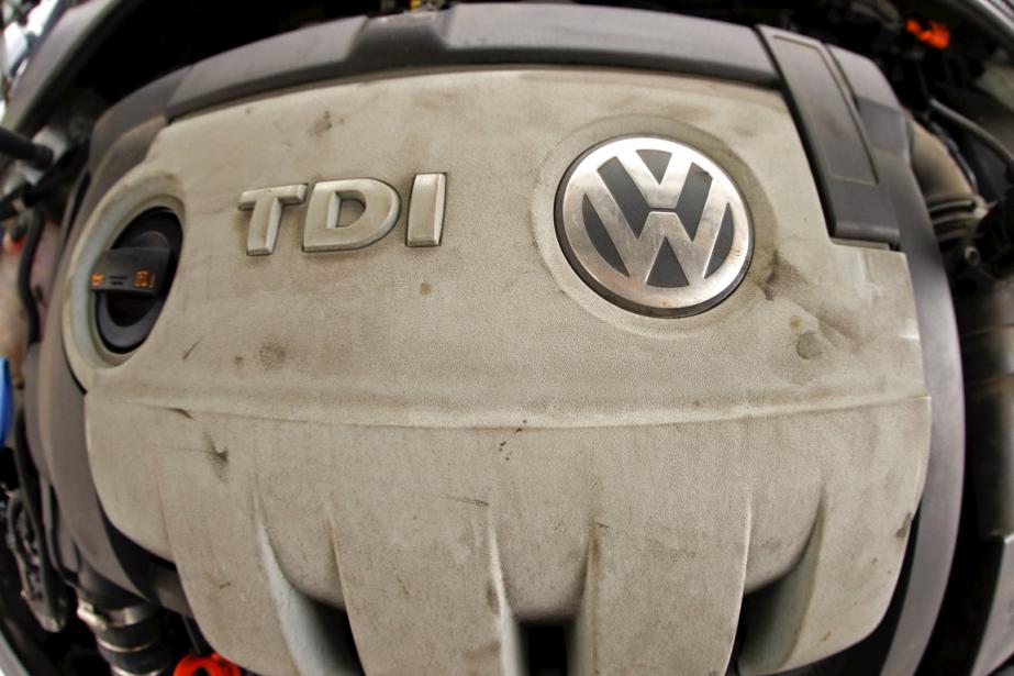 Volkswagen et les autorités américaines se sont entendus... (Photo Arnd Wiegmann, archives Reuters)