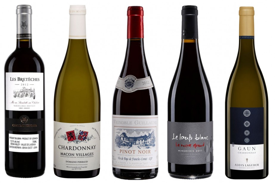 «Quel est le plus grand vin que vous ayez jamais... (PHOTOS FOURNIES PAR LA SAQ)