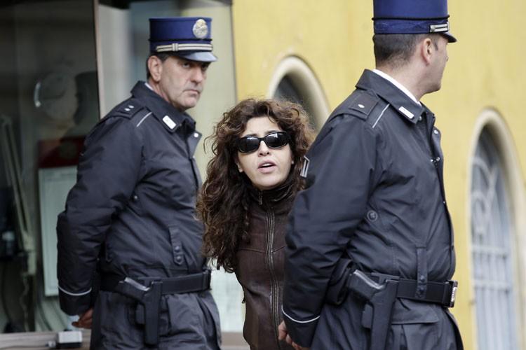 «M'accuser de mafia, moi qui suis de Calabre,... (PHOTO AP)