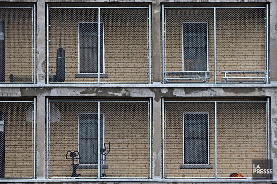 Une vue du centre jeunesse de Laval... (Archives La Presse)