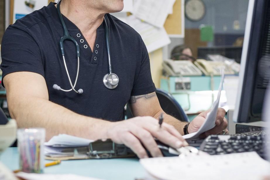 En 2007, les médecins ont obtenu le droit... (Photo Olivier Pontbriand, Archives La Presse)