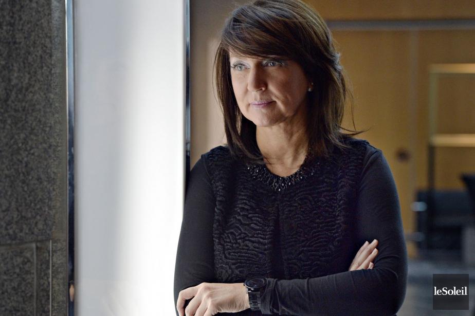 L'ex-vice-première ministre libérale et animatrice du FM 93 Nathalie Normandeau. (Photothèque Le Soleil, Pascal Ratthé)