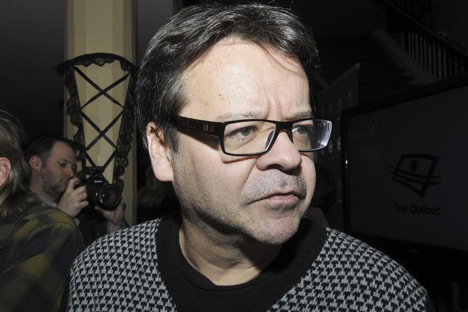 Le producteur, réalisateur et scénariste, coauteur du Dictionnaire du cinéma québécois et directeur général de la cinémathèque québécoise Marcel Jean, fait partie du jury professionnel de la 20e édition de Regard sur le court métrage. (Photo Le Quotidien, Rocket Lavoie)