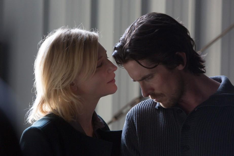 Cate Blanchett et Christian Bale dans le film... (PHOTO FOURNIE PAR LES FILMS SÉVILLE)