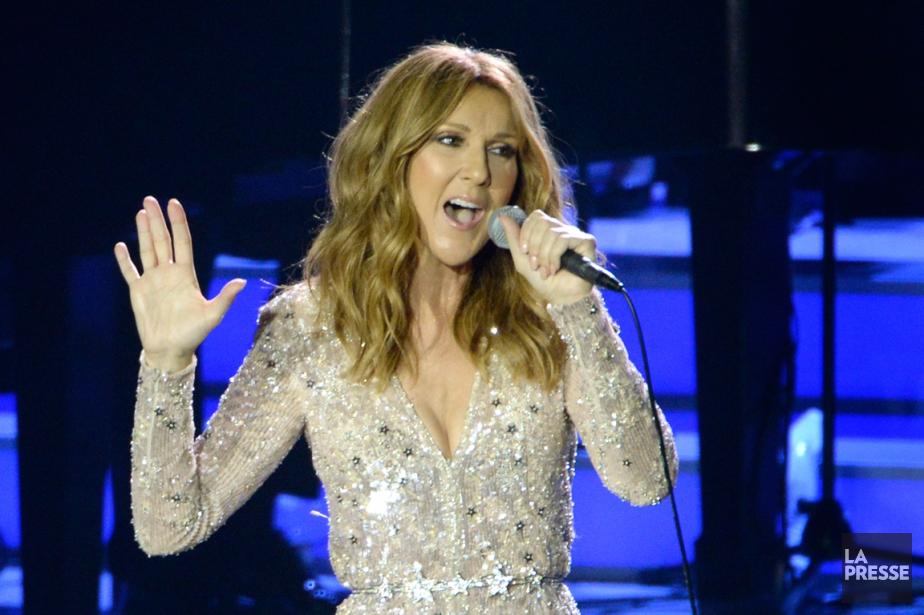 Le nouvel album de Céline Dion devrait paraître... (PHOTO BERNARD BRAULT, ARCHIVES LA PRESSE)