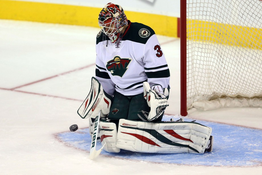 Niklas Backstrom... (PHOTO BRUCE FEDYCK, ARCHIVES USA TODAY SPORTS)