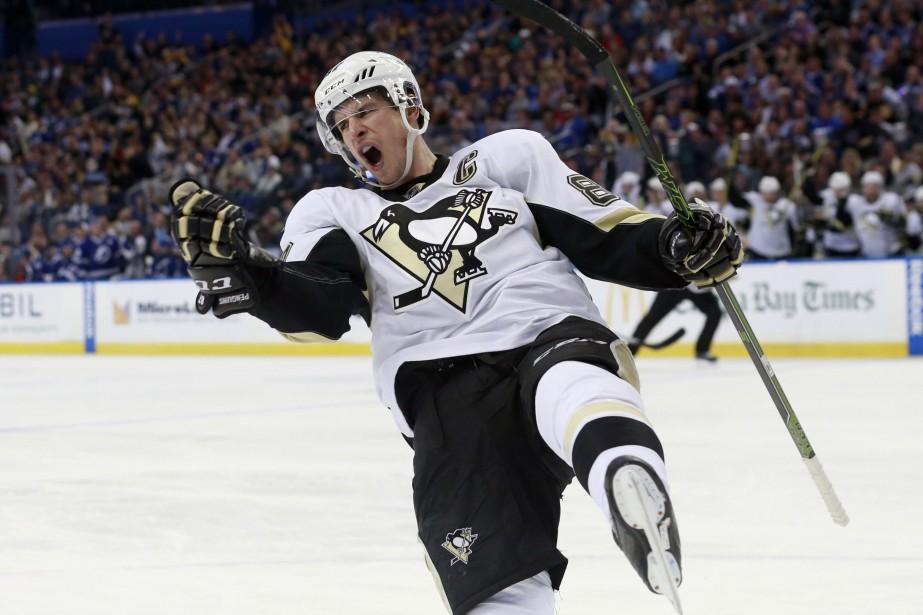 Sidney Crosby... (Photo Kim Klement, archives USA Today Sports)