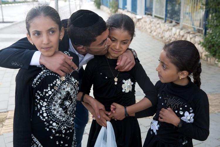 La communauté juive du Yémen s'est réduite comme... (PHOTO AFP)