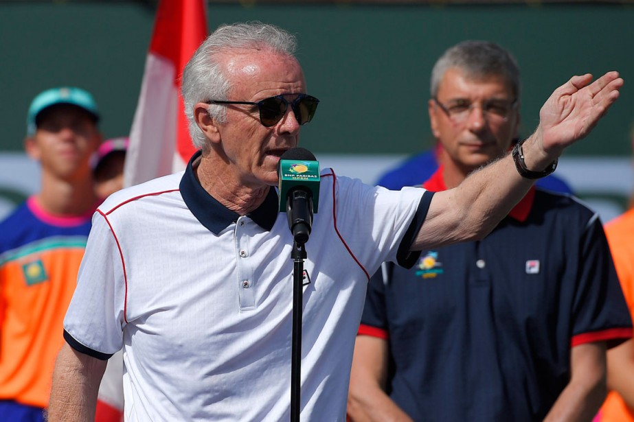 Le directeur du tournoi de tennis d'Indian Wells,... (Photo Mark J. Terrill, AP)