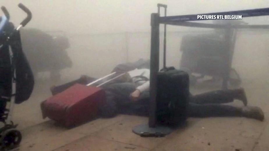 Les attentats ont fait de nombreuses victimes. (RTL via AP)