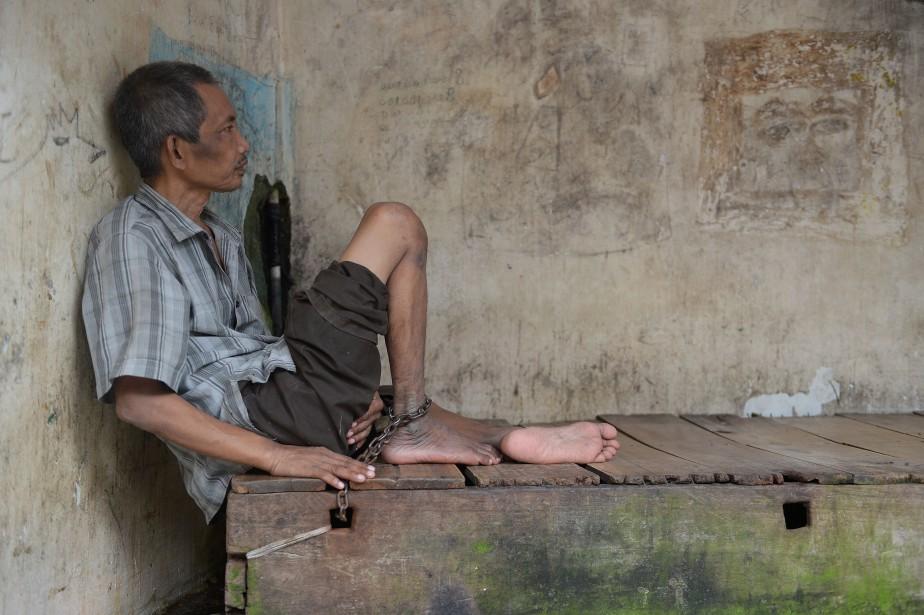 Des données gouvernementales relayées par Human Rights Watch... (Photo Adek Berry, Agence France-Presse)