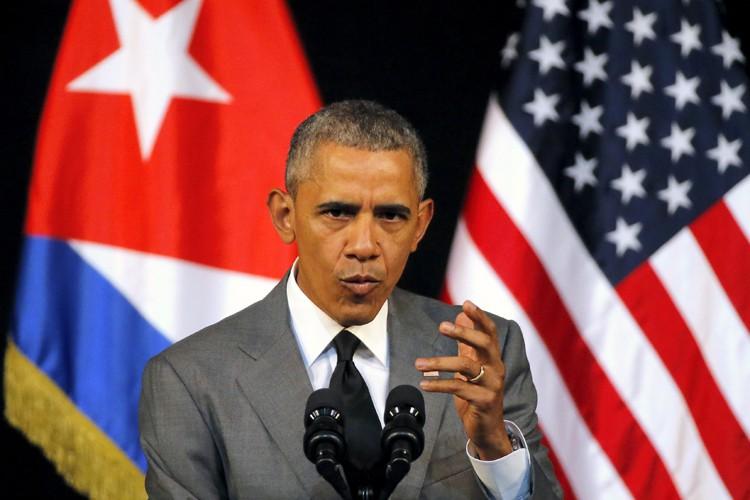 Insistant sur ce qui unit Cubains et Américains,... (PHOTO REUTERS)