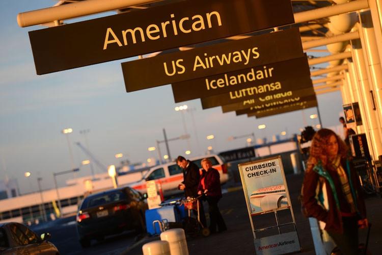 L'aéroport de Denver est le cinquième plus gros... (PHOTO AFP)