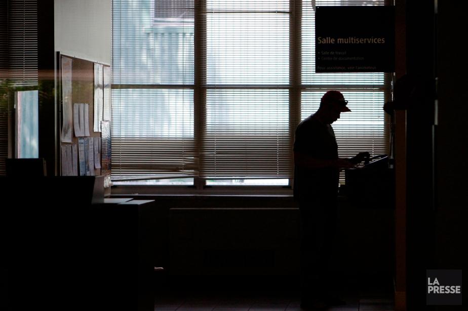 En vertu des nouveaux critères, les chômeurs devront... (Photo Martin Chamberland, La Presse)
