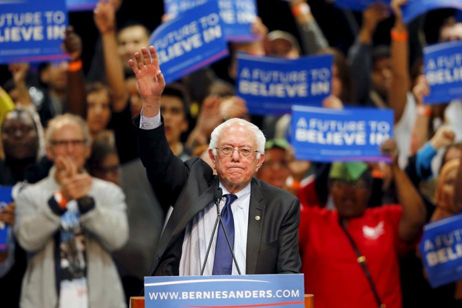 Le succès de Sanders lui permettra de compenser... (PHOTO MIKE BLAKE, REUTERS)