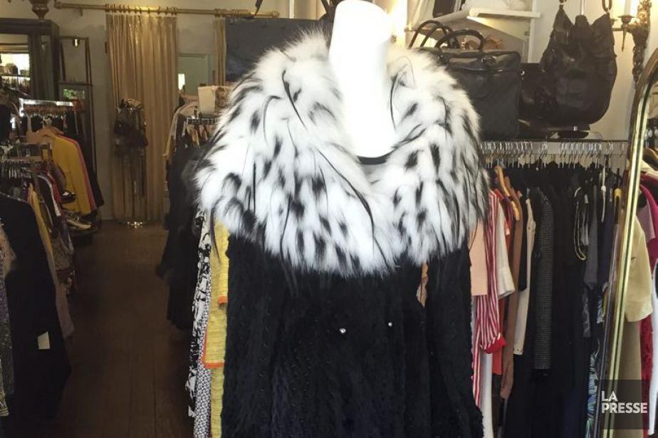 Une robe Armani... (Photo Kelli Kennedy, Archives AP)