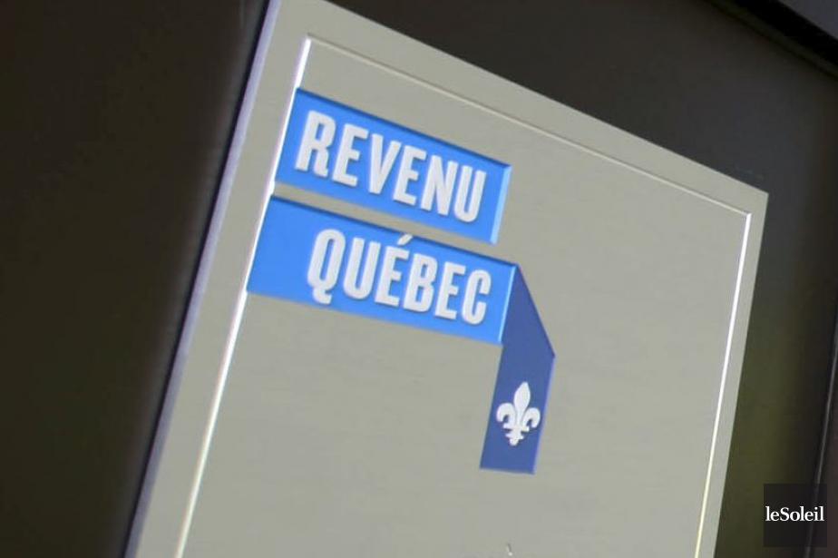 Revenu Québec a dévoilé mercredi... (PHOTO PASCAL RATTHÉ, ARCHIVES LE SOLEIL)