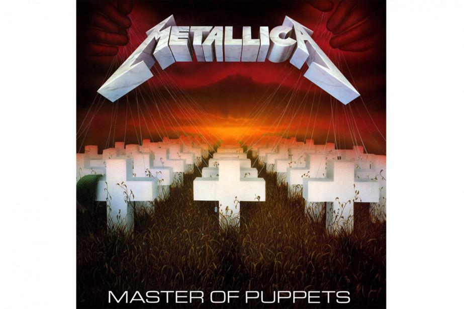 Master of Puppets, publié en 1986, est le...