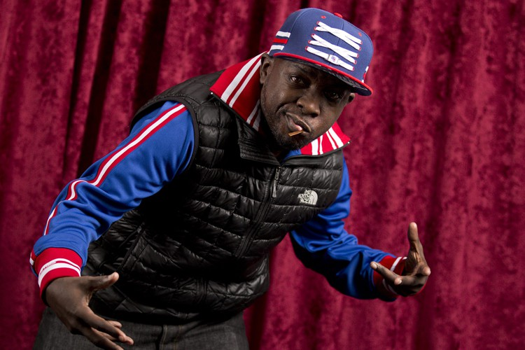 Phife Dawg était un «guerrier des mots», un... (PHOTO AP)