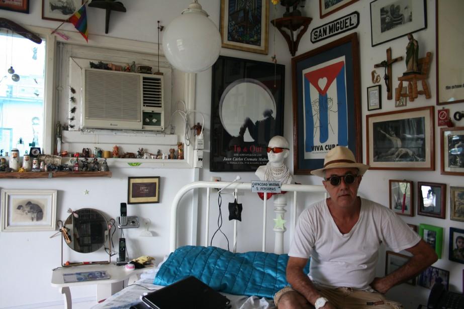 Juan Carlos Cremata Malberti, cinéaste et metteur en... (PHOTO FRÉDÉRICK LAVOIE, COLLABORATION SPÉCIALE)