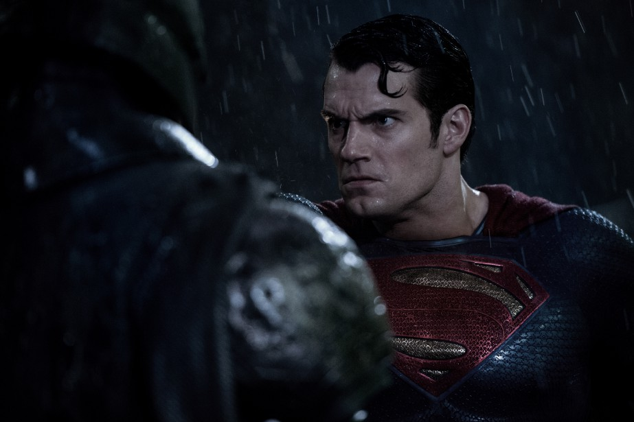 Henry Cavill incarne Superman dans Batman v Superman: Dawn of... (PHOTO FOURNIE PAR WARNER BROS.)