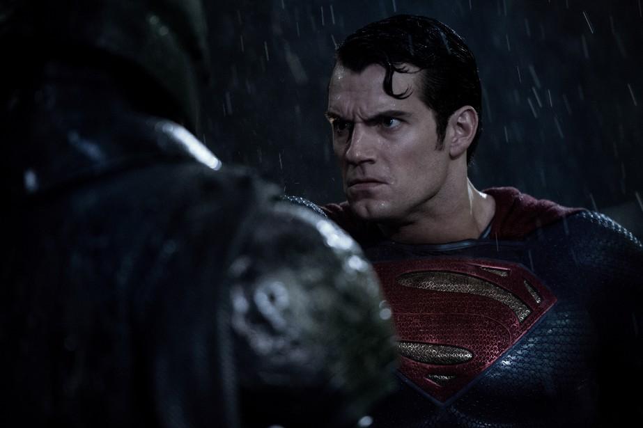 Henry Cavillincarne Superman dans Batman v Superman:Dawn of... (PHOTO FOURNIE PAR WARNER BROS.)
