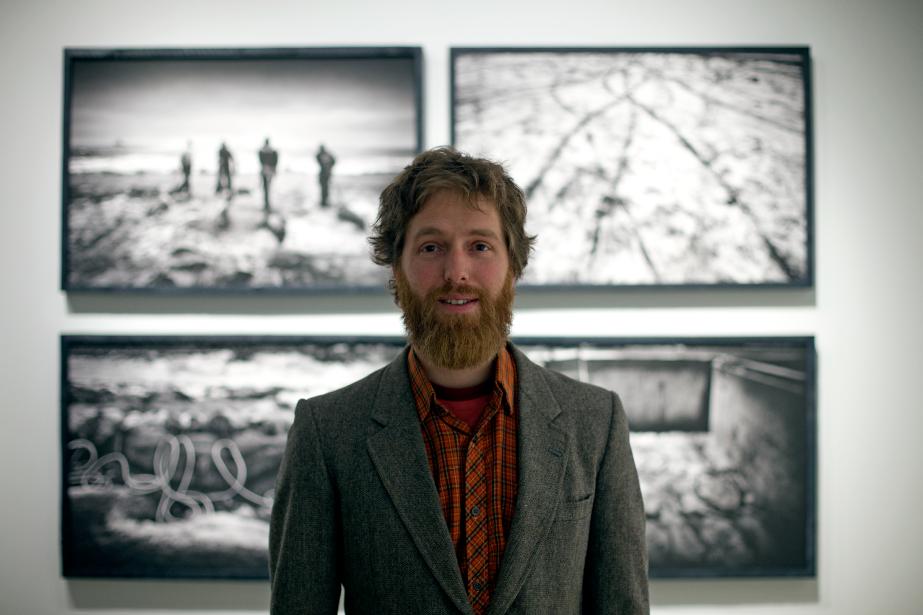 Ex-collaborateur à l'agence de photo Magnum, Yoanis Menge... (Photo Olivier Jean, La Presse)