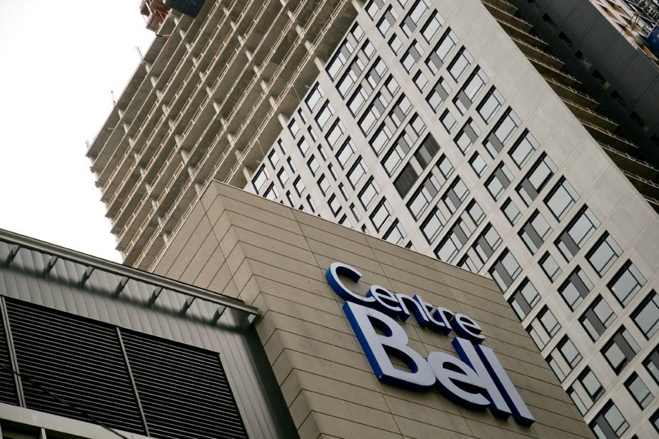 Depuis la construction du Centre Bell en 1996,... (Photo David Boily, Archives La Presse)