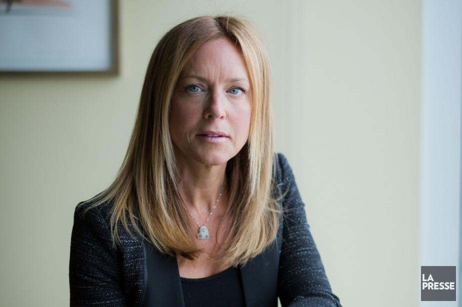 Sophie Prégent, présidente de l'UDA, a été durement... (PHOTO EDOUARD PLANTE-FRÉCHETTE, ARCHIVES LA PRESSE)