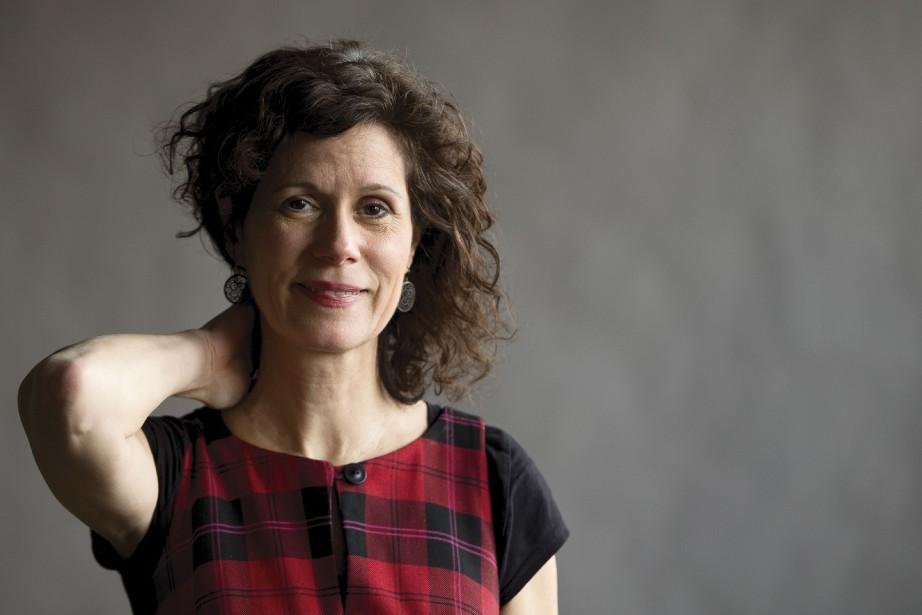 L'animatrice et musicienne Catherine Perrin se retrouvera au... (PHOTO OLIVIER JEAN, LA PRESSE)