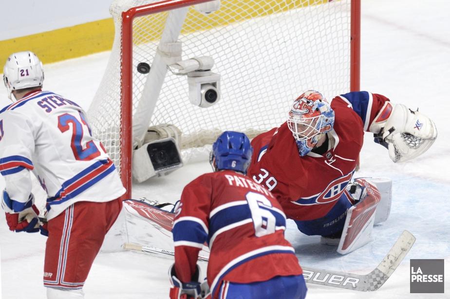 Suivez le match opposant le Canadien aux Rangers de New York en direct avec nos...