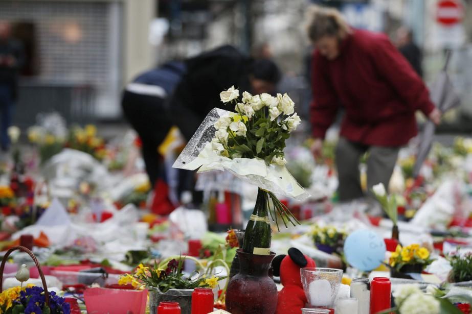 La Belgique a payé un lourd tribut. Sur... (PHOTO ALASTAIR GRANT, AP)