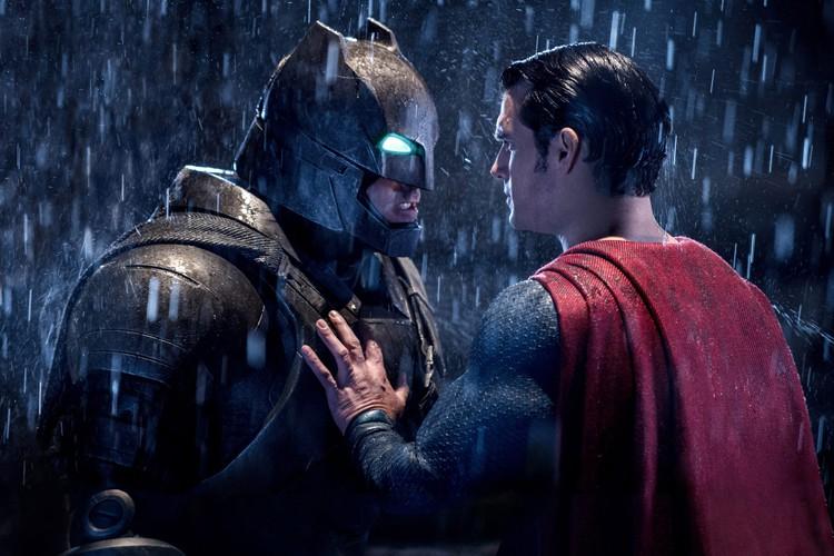 Les données du box-office pour le film Batman v... (PHOTO WARNER BROS.)