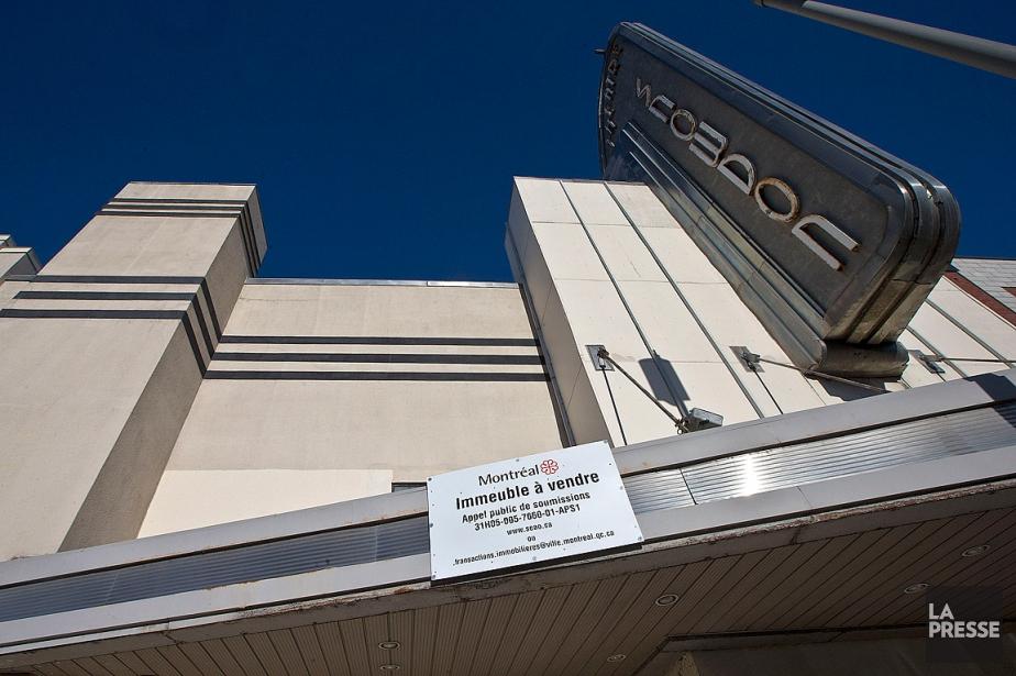 Appartenant à la Ville de Montréal depuis une... (Photo Patrick Sanfaçon, archives La Presse)