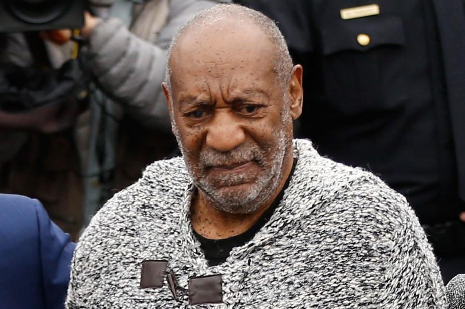 Bill Cosby a été formellementinculpé d'agression sexuelle le... (PHOTO ARCHIVES AP)