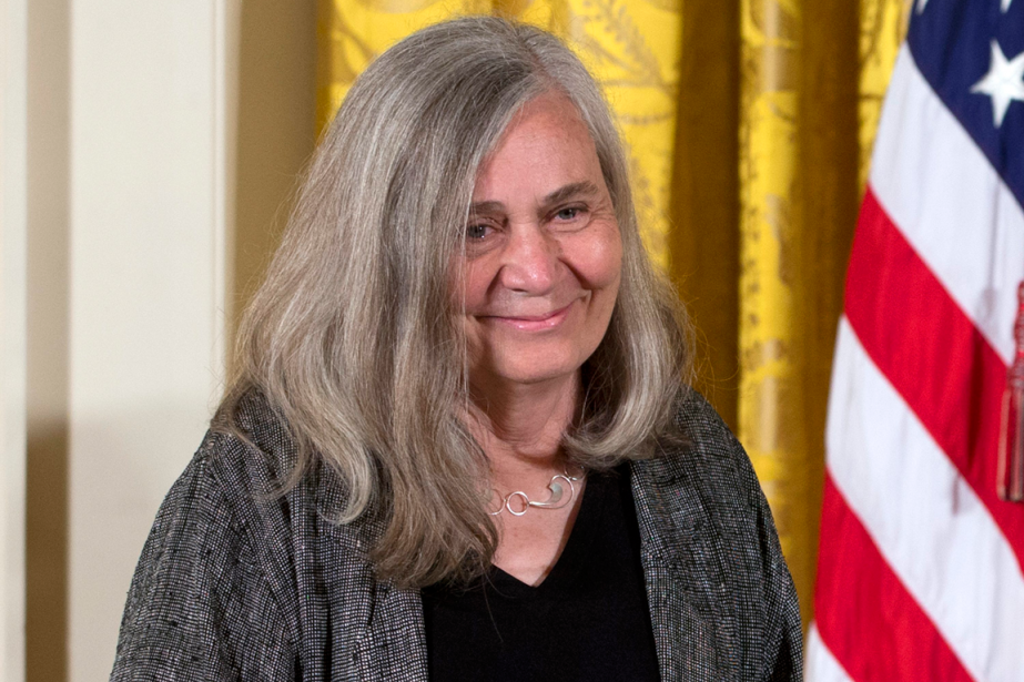 L'auteure américaine Marilynne Robinson... (Photo Carolyn Kaster, archives AP)