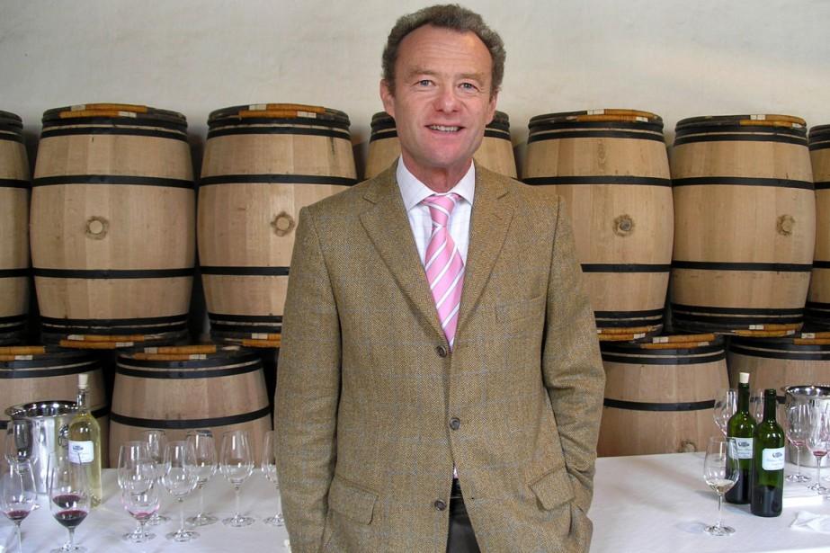 Paul Pontallier, en 2008.... (PHOTO ARCHIVES ELIN MCCOY VIA BLOOMBERG NEWS)