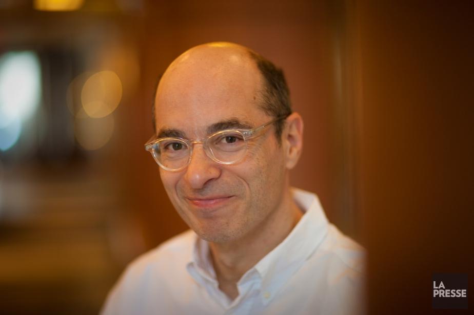 L'écrivain Bernard Werber fait partie des invités qui... (PHOTO ANDRé PICHETTE, LA PRESSE)