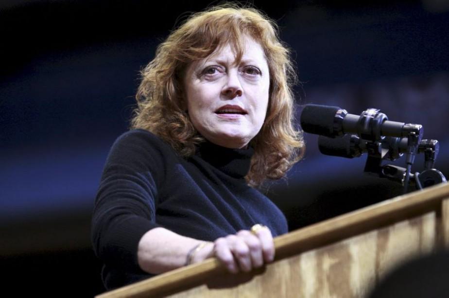 Susan Sarandon a apporté son soutien à Bernie... (PHOTO ARCHIVES REUTERS)