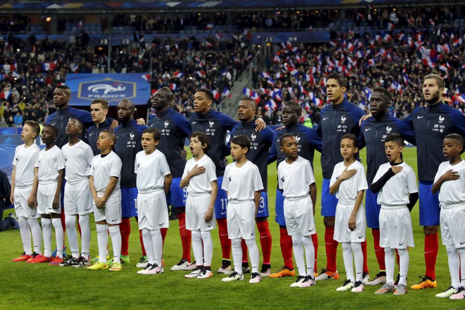 L'équipe de France de soccer a de nouveau... (Photo Benoit Tessier, Reuters)